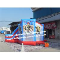 Buy cheap Shrek Commercial PVC Inflatable Water Trampoline Combo Bouncer from wholesalers