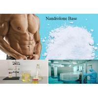 Buy cheap 99% Anabolic Steroid Hormones Nandrolone Base For Muscle Building / Fat Loss product