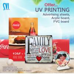 Buy cheap UV printing  PVC / Acrylic / Tinplate shell CUSTOM for Advertising from wholesalers