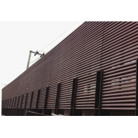 Buy cheap Exterior Interior Wall Facade Decoration U Shaped Aluminum Extrusion from wholesalers
