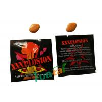 Wholesale PLOSION Natural Male Enhancement Pills , Herbal Formula Sexual Male Enhancement Capsules from china suppliers