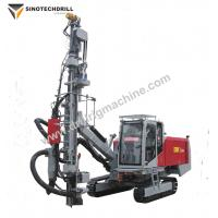Buy cheap Full Hydraulic Surface Drill Rigs , High Power / Pressure Drilling Rig Machine from wholesalers