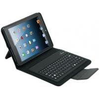 Buy cheap Top-quality leather case with bluetooth keyboard for ipad ipad 2 ipad 3 ipad mini from wholesalers