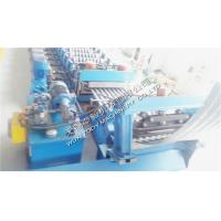Buy cheap High Speed Steel Corrugated Silo Making Machine 11KW with Gear Box Driven from wholesalers