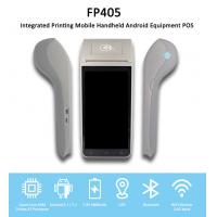 Buy cheap HFSecurity FP405 New Generation Android Biometric POS Device with fingerprint reader from wholesalers