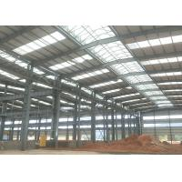 Wholesale Light Steel Structure Warehouse Building Garage Strorage H- Section Beam from china suppliers