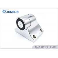 Buy cheap JS-H37A-S Electromagnetic Door Holder Shine Silver Plating With Alarm Action from wholesalers