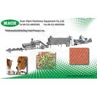 Buy cheap crispy dry dog food extrusion machine, dog food making machine, pet food making machine, d from wholesalers