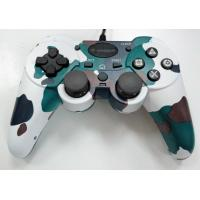 Buy cheap Digital / Analog Dual Shock PC Joystick Controller With Turbo Fire Button from wholesalers