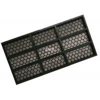 Buy cheap Steel frame Shale Shaker Screen with Black or Blue or Green Color from wholesalers