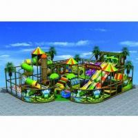 Buy cheap Indoor Playground Equipment with EU Standard from wholesalers