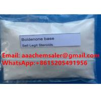 Buy cheap Cheap and High Purity Boldenone Base Muscle Building Steroids 99.8% purity WhatsApp:+8615205491956 from wholesalers