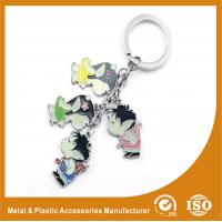Wholesale Zinc Alloy Souvenir Gift Custom Metal Keychains For Children from china suppliers