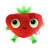 Cloudy with a Chance of Meatballs 2 Strawberry Berry Stuffed Plush Toys Manufactures
