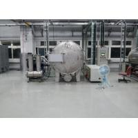 Wholesale White Vacuum Sintering Furnace , Customized High Temperature Vacuum Furnace from china suppliers