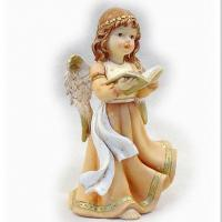 Buy cheap New polyresin angel figurines home decoration from wholesalers