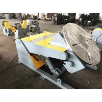 Buy cheap 5T Hydraulic Elevating Welding Rotating Display Table With Remote Hand Control from wholesalers