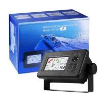 China Marine Equipment China Manufacture 4.3 LCD Class B AIS Transponder Combo with GPS Navigator HP-528A Marine AIS Tracker on sale