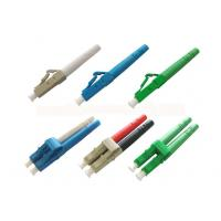 Buy cheap Duplex LC Fiber Optic Connector with UPC APC Ceramic Fiber Ferrule from wholesalers