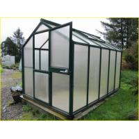 Buy cheap Clear Twin-wall Celluar Polycarbonate Sheet for Greenhouse from wholesalers