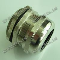 Buy cheap nickel plated brass cable gland from wholesalers