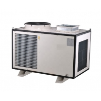 Buy cheap Conference Rooms 380v R410a 51100BTU Spot Air Cooler from wholesalers