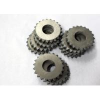 Buy cheap High Wear Resistance YG11 Tungsten Carbide Parts Gear Insert For Stone Cutting from wholesalers