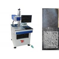 Buy cheap Granite Stone Laser Engraving Machine / Machinery with High Temperature Painting from wholesalers