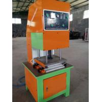Buy cheap Paper Egg Tray Machine , Paper Shoe Tray Making Machine With Germany Valves from wholesalers