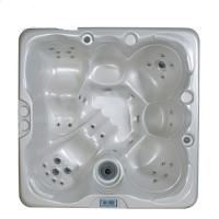 Buy cheap Whirlpool 6 Person Outdoor Spas Hot Tubs With 4 Seat And 2 Lounge from wholesalers