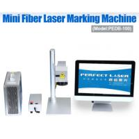 High Precision Mini Laser Marking Machine For Cleaner Taps / Glasses Frame Manufactures