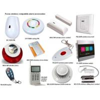 Wholesale WIRELESS MAGNETIC CONTACT FOCUS SECURITY ALARM MD-215R 2016 Newest Home Security Systems from china suppliers