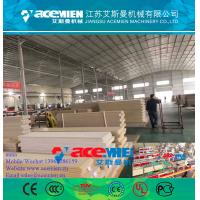 China high quality PVC panel extrusion line/PVC ceiling panel production line/PVC panel making machine on sale