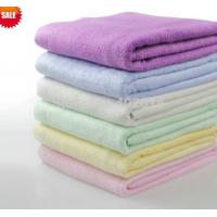Buy cheap 55x27(140x70cm) Bamboo Fiber Beach Towel, Bamboo Bath Towel, 100%Bamboo Home textile from wholesalers