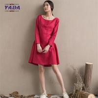 Buy cheap Girls one piece pattern designs latest fashion ladies dresses casual dress in cheap price from wholesalers