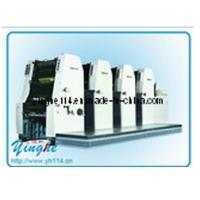 Buy cheap Digital 4-Color Offset Press Machine from wholesalers