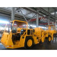 Buy cheap Service Vehicle RS-3 Single-Arm Lift Underground Haul Truck for Mining And Tunneling from wholesalers