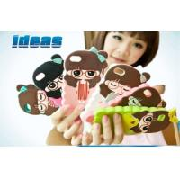 Buy cheap Korea Cartoon Phone Cases / Silicone Cell Phone Cases For Iphone 5 5s from wholesalers