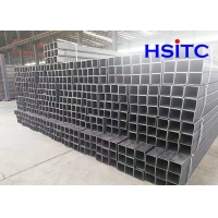 Buy cheap DIN 2395 Q355B 40 x 40 RHS Steel Tube Welded ERW from wholesalers