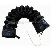 Buy cheap PVC flexible duct with static-resistant from wholesalers