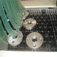 Buy cheap KF Blank Stainless Steel Threaded Pipe Flange 304 SS 316L With API/CE Certification from wholesalers