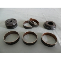 Buy cheap Tribology PTFE Metal Polymer Wrapped Bushes For Shock Absorbers from wholesalers