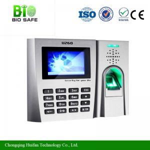 Best selling products Bio metric device Fingerprint Time Clock With Webserver Bio-U260