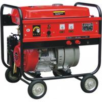 200A 100% Duty-cycle DC Arc Welder/Metal Welding Equipment with Large Fuel Tank(AXQ1-200-1) Manufactures