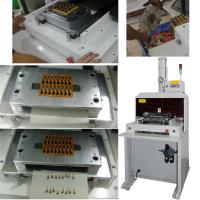 Customized PCB Depanel Machine PCB / FPC Punch Machine With Die Manufactures