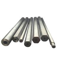 Buy cheap High Precision Hollow Drill Steel Increased Hardenability Blast Hole from wholesalers