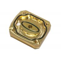 Buy cheap Brass Material Castings CNC Precision Machining Products Custom Machining Components Supplier from wholesalers
