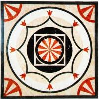 Wholesale High-End Waterjet Pattern Marble Tiles Design Floor pattern from china suppliers