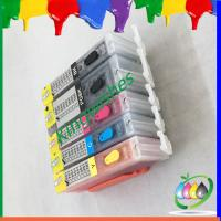 Wholesale PGI-650 CLI-651 refillable ink cartridge with chip for Canon MG6360 from china suppliers