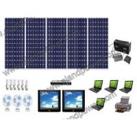 Buy cheap Residential Solar Power Systems 1000W from wholesalers